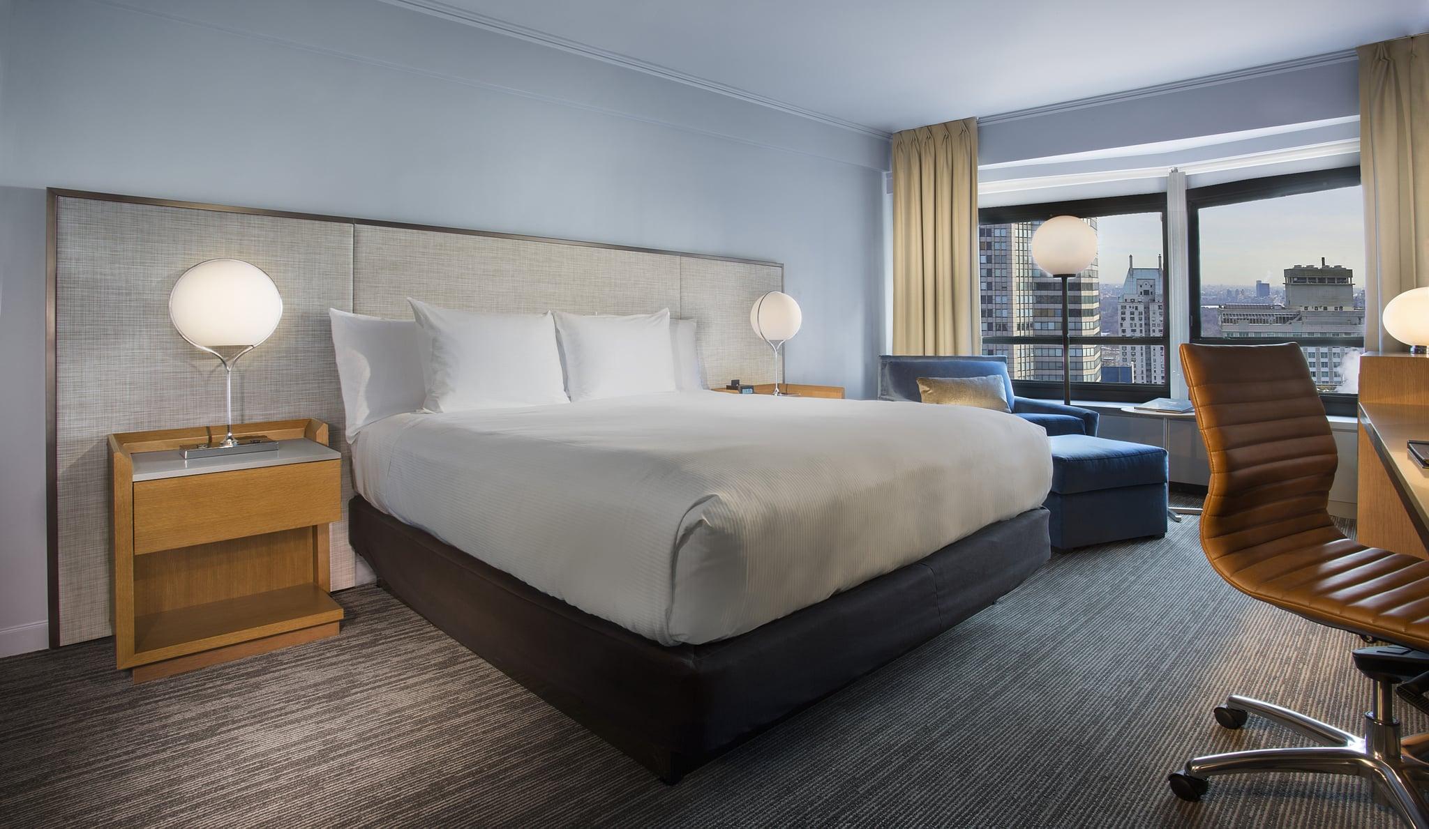 New York Hilton Midtown Review Popsugar Middle East
