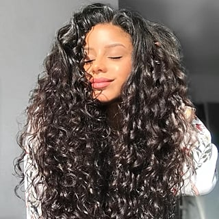 Long, Curly Hairstyles