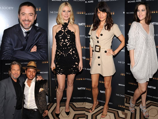 Iron Man Brings Its Happy And Hot Cast To Nyc Popsugar Celebrity