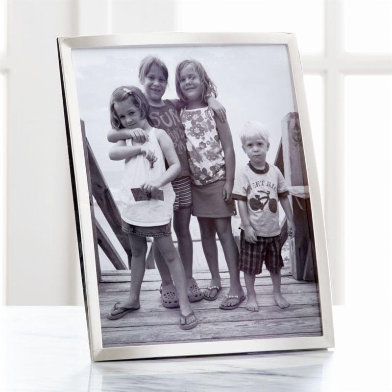 Madeline: Eliza Silver Picture Frame