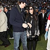 Photos of Celebs from the 2010 Super Bowl XLIV