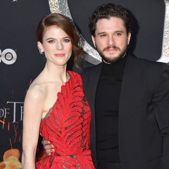 Rose Leslie and Kit Harington Expecting First Child Together