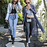 Gigi Hadid Out With Kendall Jenner After Breakup June 2016