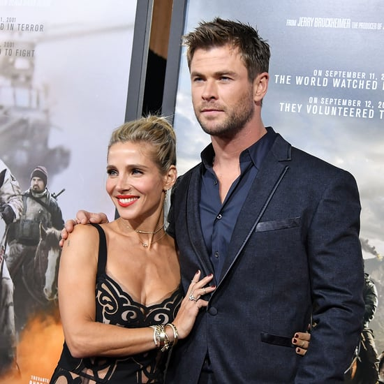 Chris Hemsworth and Elsa Pataky Best Red Carpet Pictures