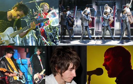 2008 Brit Awards – Best British Live Act Nominees