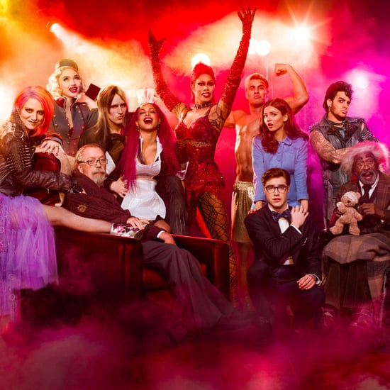 The Rocky Horror Picture Show Cast Interview 2016
