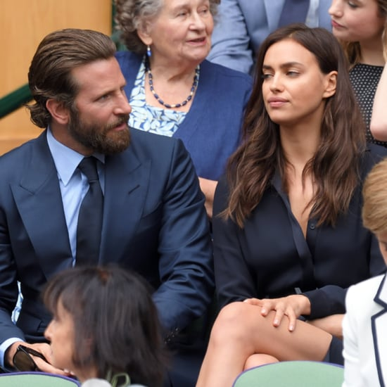 Bradley Cooper Irina Shayk Fighting at Wimbledon July 2016