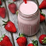 Strawberry Milkshake Protein Smoothie