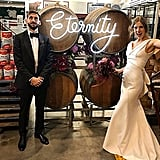 Eternity Neon LED Wedding Sign
