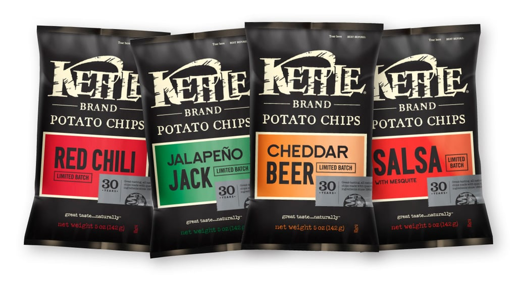 30th Anniversary Limited-Edition Kettle Chips