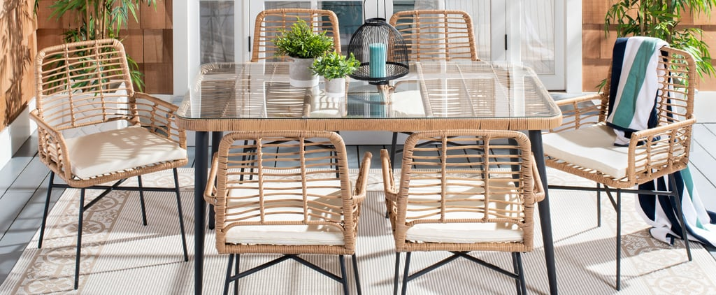 The Best Patio and Outdoor Furniture From Wayfair