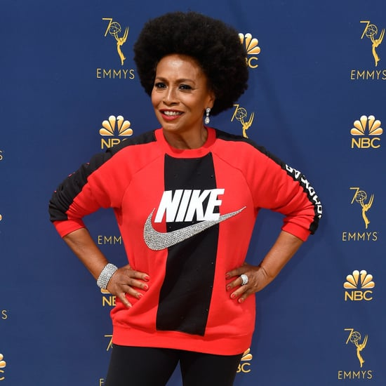 Jenifer Lewis Nike Outfit at the 2018 Emmys