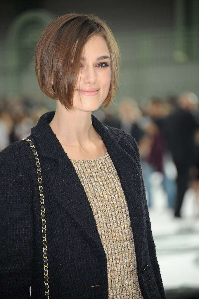 Pictures of Celebs at the Chanel Show