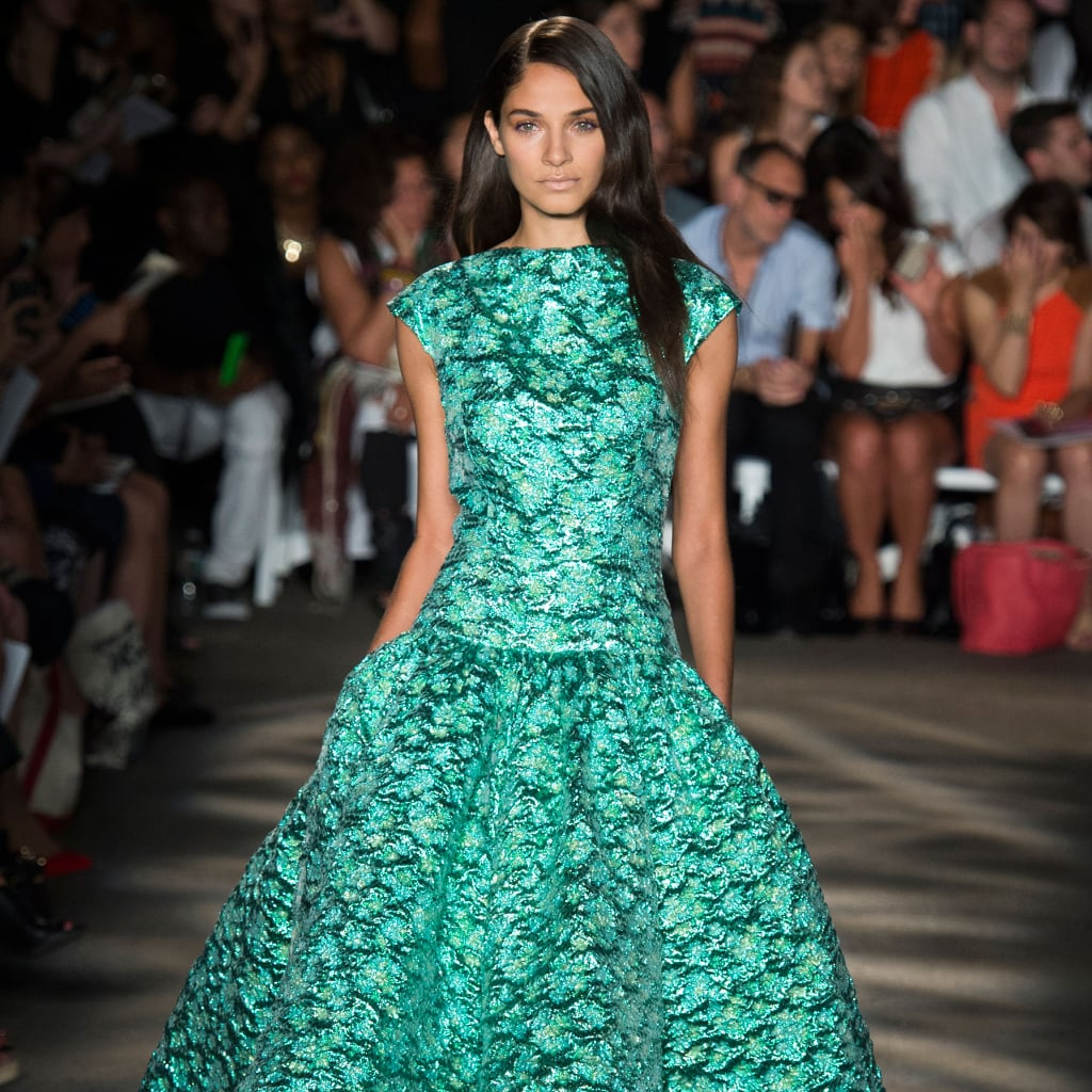 Christian Siriano's Spring 2015 Collection Is Begging For a Red Carpet