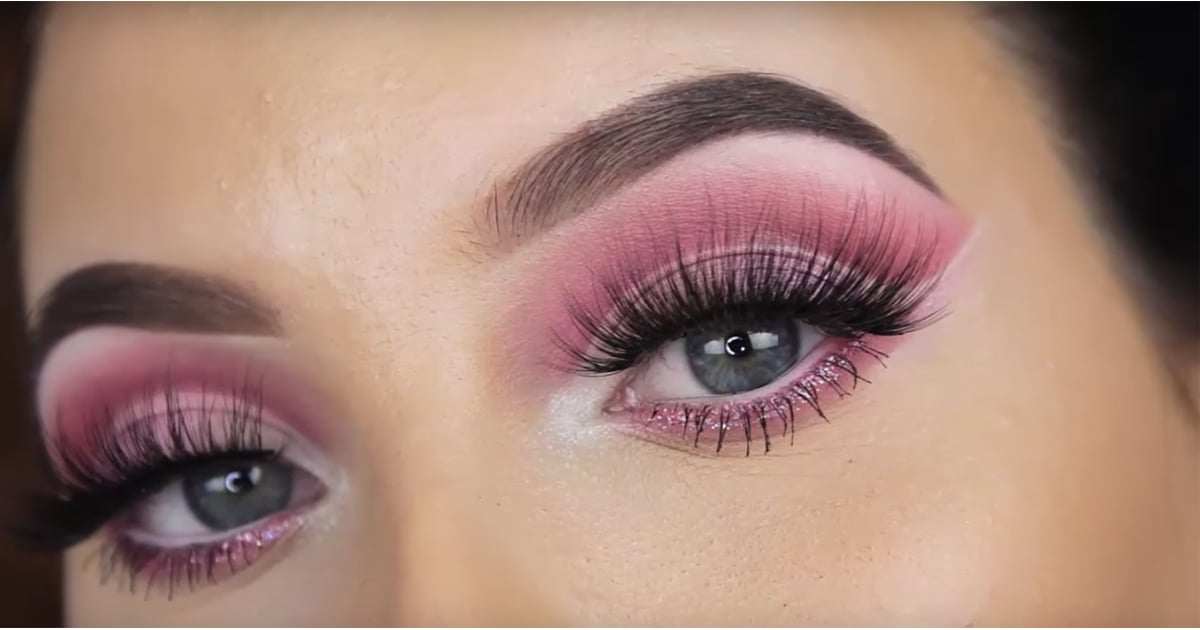 YouTube Tutorials For Pink Makeup Looks