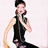 Linda Evangelista by Nick Knight, Fall 1997