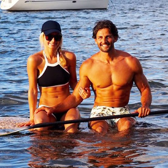 Tim Robards and Anna Heinrich Sexy and Strong Instagram Pics