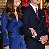 Kate Middleton, 2010