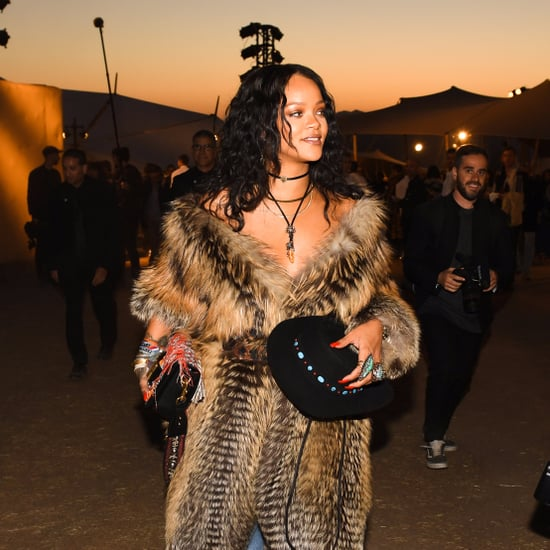 Rihanna's Best Outfits 2017