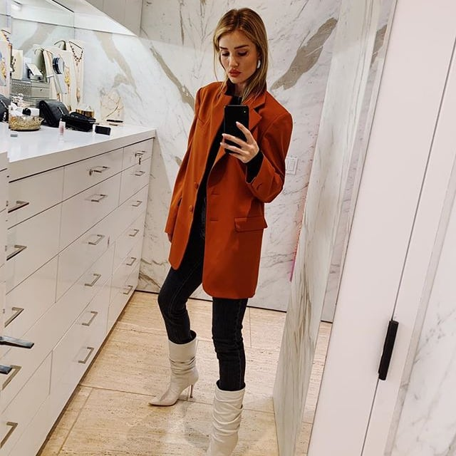 How to Style Knee-High Boots Like