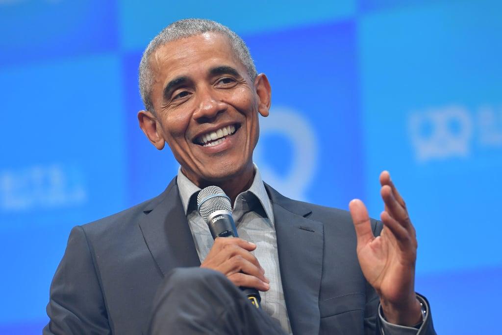 Barack Obama Drops His Summer 2021 Playlist – Listen Here