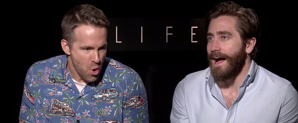 "Why Jake Gyllenhaal Says He's ""Never Allowed Back"" at Ryan Reynolds's House"