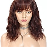 Lizzy Hair Brown Wavy Wig