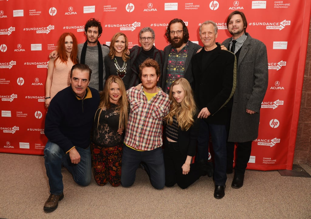 Amanda Seyfried and Peter Sarsgaard Make a Sundance Splash with Lovelace
