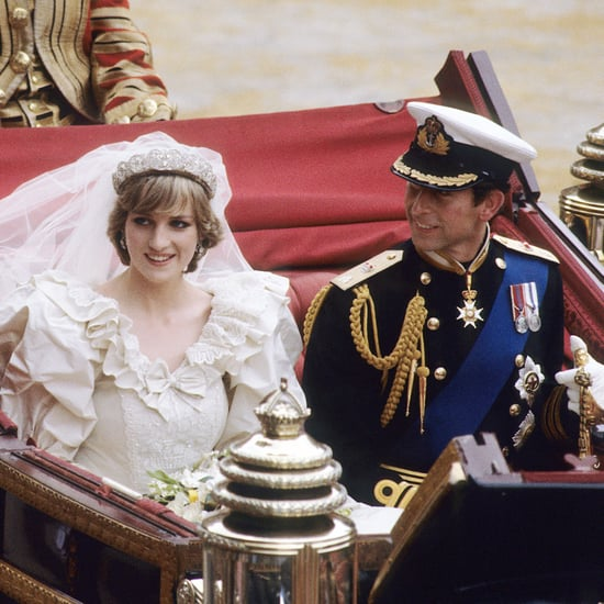 Princess Diana and Prince Charles Wedding Facts