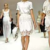 Spring 2011 Milan Fashion Week: Dolce & Gabbana