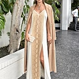 Alessandra Ambrosio Wearing Baja East