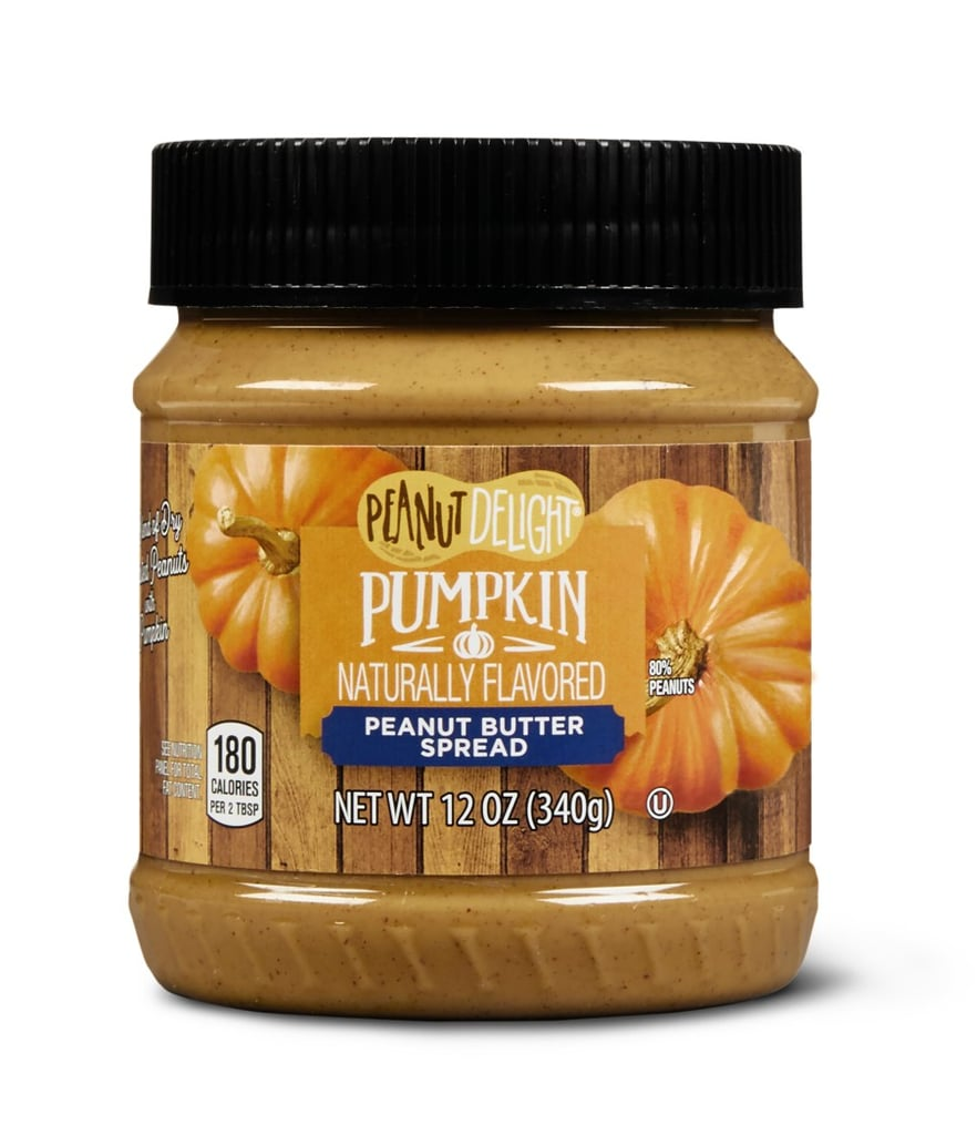 Aldi Has Maple and Pumpkin Spice Peanut Butter For Fall