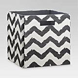 Fabric Cube Storage Bin