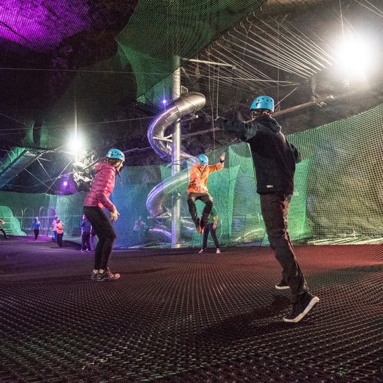 Underground Trampoline Park | Video