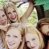 The Lisbon Sisters From The Virgin Suicides