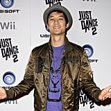 Harry Shum Jr. Hot Red Carpet Pictures