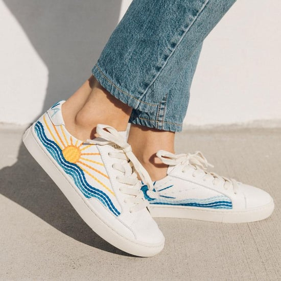 Summery Sneakers That'll Spice Up Your Fitness Wardrobe