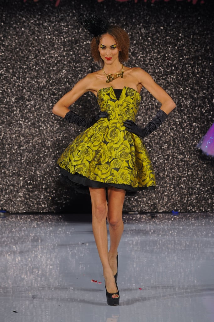 Betsey Johnson Spring 2013