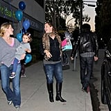 Ben Affleck and Jennifer Garner Celebrate Their Girls' Creativity and Sera's Birthday