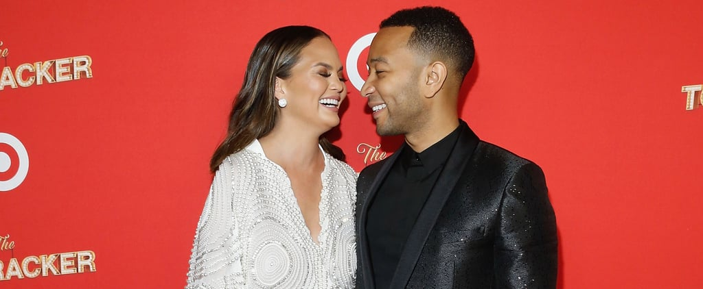 We Could Stare at These Cute Photos of John Legend and Chrissy Teigen All Day