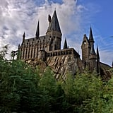 Ride Harry Potter and the Forbidden Journey