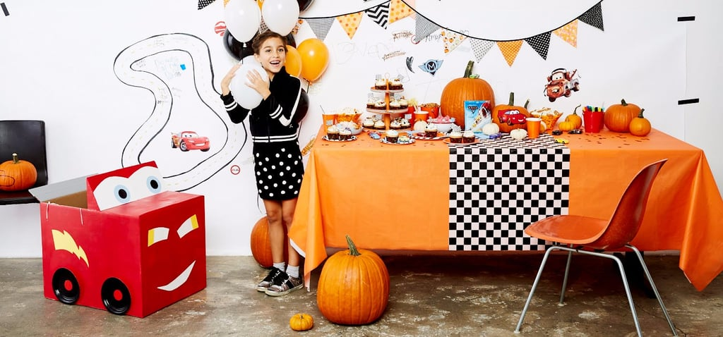 How to Host a Halloween Party Your Cars 3-Obsessed Kid Will Love