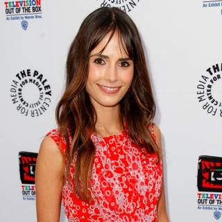 Jordana Brewster in Carolina Herrera at Paley Center 2012