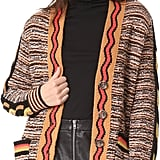 M Missoni Graphic Cardigan
