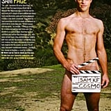 So did CosmoGirl, who featured him (shirtless) in 2005.