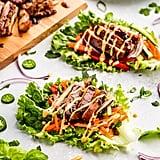 Whole30 Banh Mi Lettuce Wraps