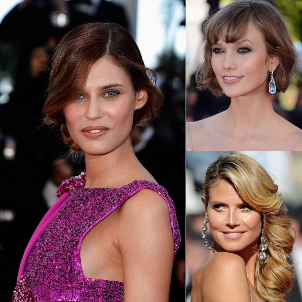 Recap the Most Memorable Beauty Moments From Last Year's Cannes Film Festival