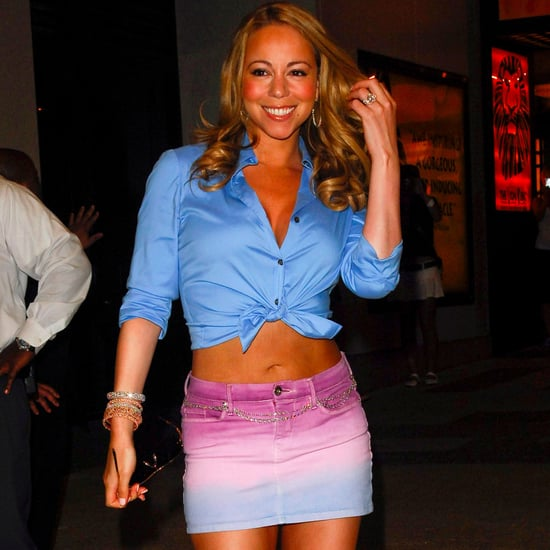 Mariah Carey's Sexiest Outfits Photos