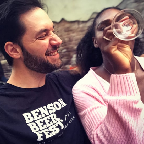 Serena Williams and Alexis Ohanian Italy Pictures July 2018