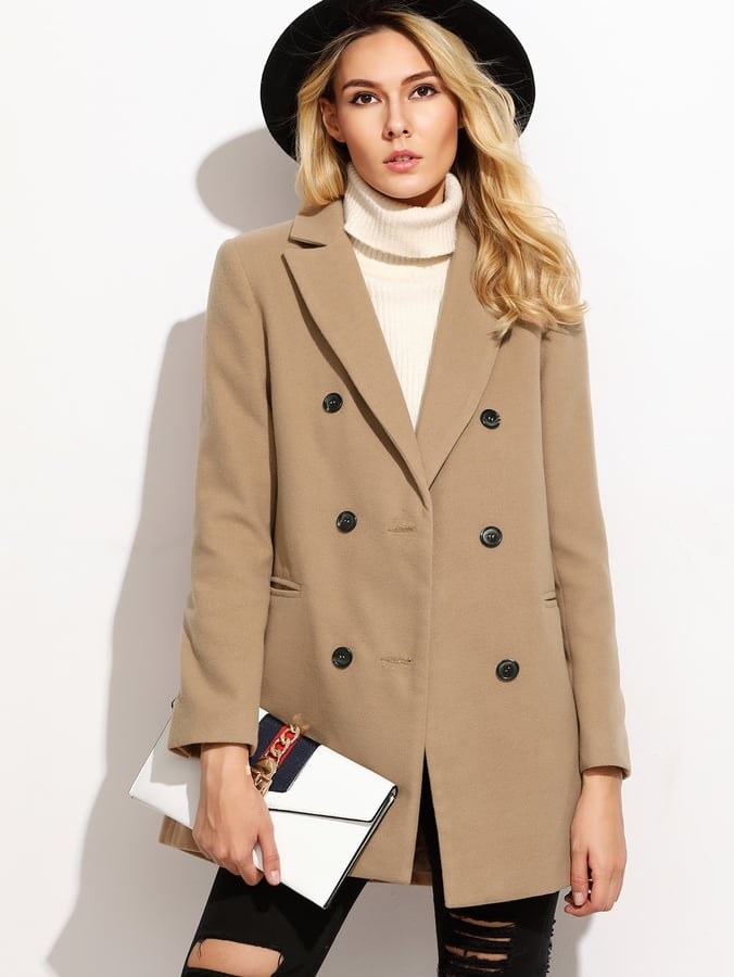 Best Cheap Peacoats | POPSUGAR Fashion